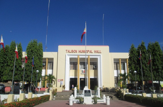 Municipal Hall of Talibon, Bohol