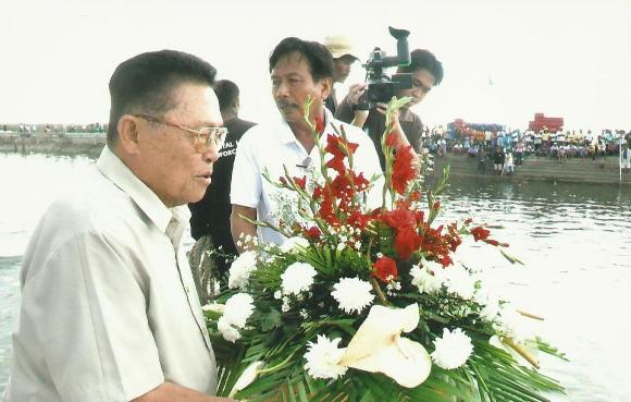 Flower Offering w/ Tatay Billy Tongco