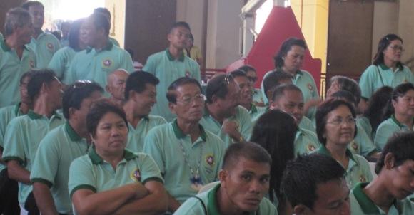 Barangay San Jose w/ Capt. Inocencio Gurrea