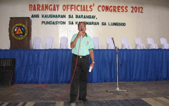 Hon. Dominador A. Salmeron (ABC President)
