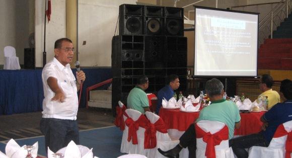 Mayor Cajes - CLEC II Chairman