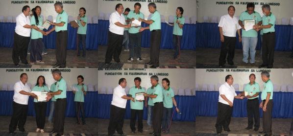 The Awardees Combo 1