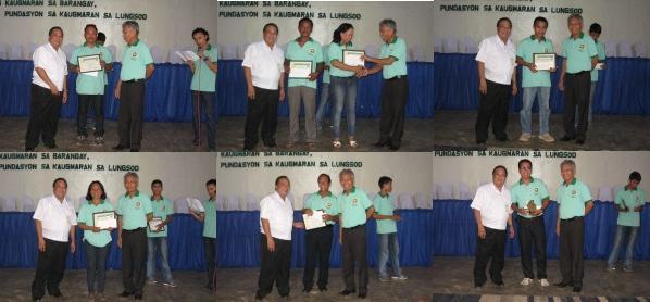 The Awardees Combo 3