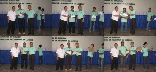 The Awardees Combo 4