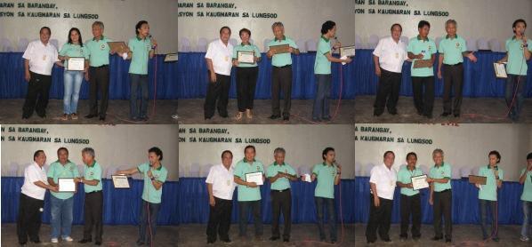 The Awardees Combo 5
