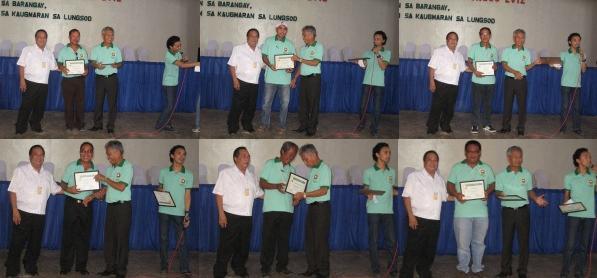 The Awardees combo 6