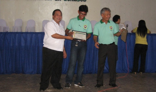 an awardee