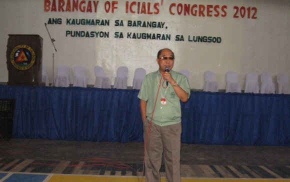 Congressman Erico Aumentado
