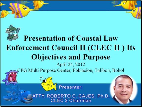 Presentation of CLEC II