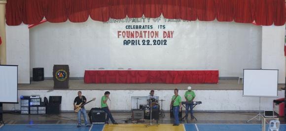 the municipal band