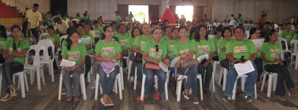the LGU-RHU employees