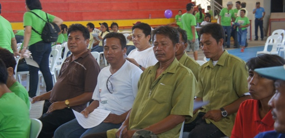 other barangay officials