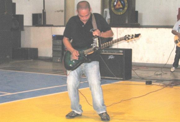 guitar exhibition
