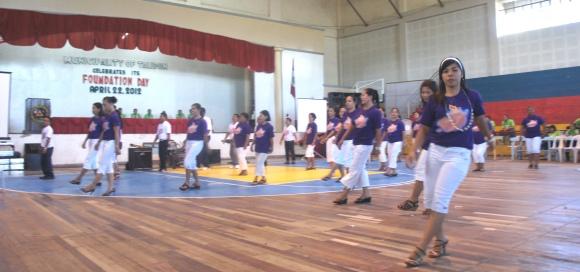 dance SIIS-San Isidro
