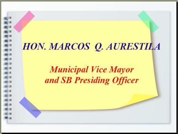 Municipal Vice Mayor