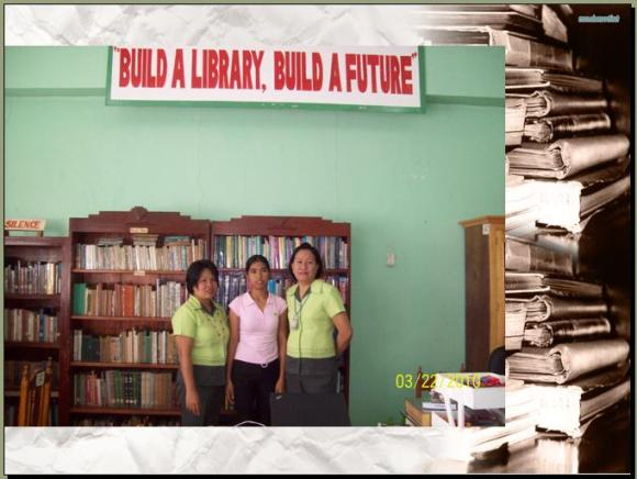 build a library