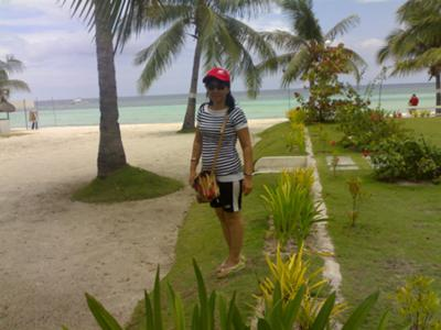 Taken At Bohol Beach Club