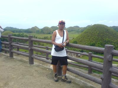 Top of Sagbayan Peak