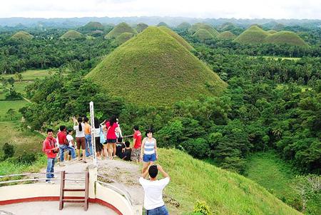 Bohol Countryside Tour Rates