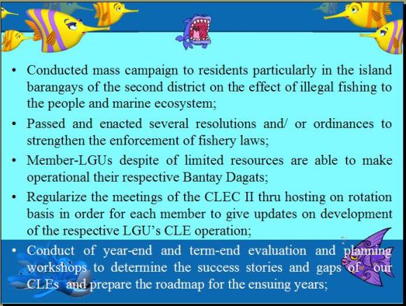 conducted mass campaign